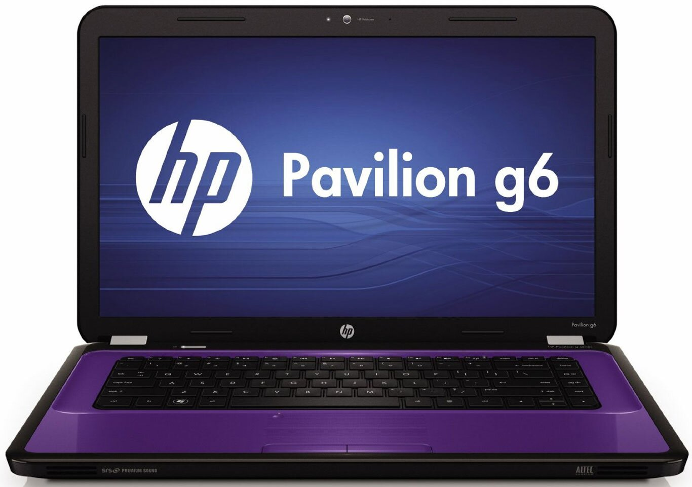 notebook HP Pavilion g6